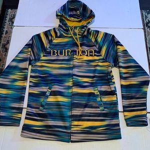 Burton Mens Snowboard DryRide Colombo Hoodie L